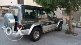 I am selling my Hyundai Galloper