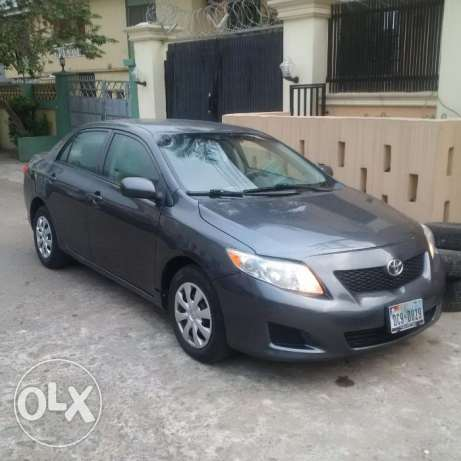 corolla 2010 for sale