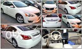 nissan altima 2013,good condition non accident provides bank loan...
