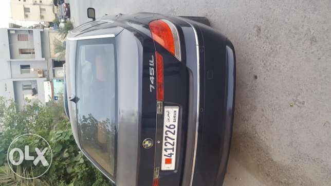 BMW 745 excellent condition