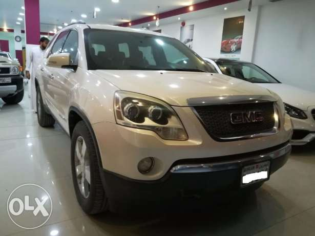 GMC Acadia 2008 7 Seater Low Budget