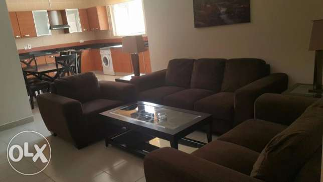 Simplistic 2 Bedroom Fully Furnished Apartment for Rent In SAAR