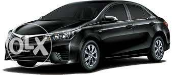 Toyota Corolla 89 bd for 7years brand new 2017 0km