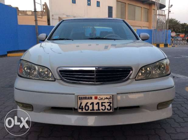 For Sale 2001 Nissan Maxima GV Bahrain Agency