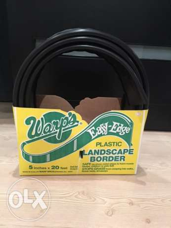 For Sale - Plastic Landscape Boarder Brand New