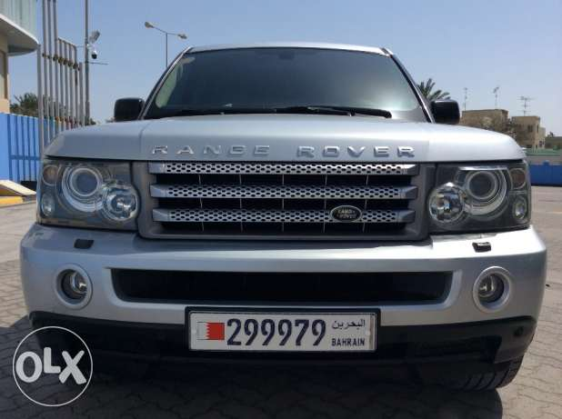 For Sale 2008 Range Rover Sport Super Charge Bahrain Agency