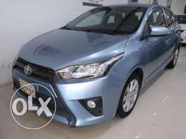 Toyota yaris hatch back 2015 for sale