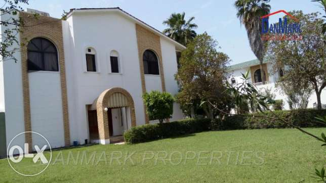 2 Storey 5 BEDROOMS VILLA with Private Pool & Garden In BARBAR