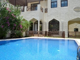 Hamala 5 BR villa with private pool,garden close to Causeway excl
