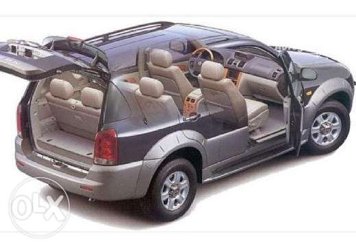 SsangYong Rexton full option