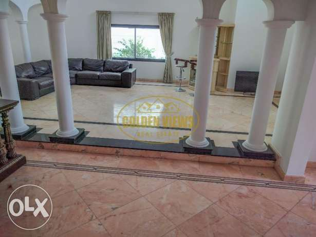 4 Bedroom semi furnished villa with excellent common facilities - incl