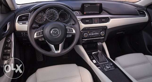 Mazda 6 2016 Full Option