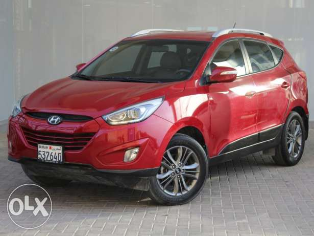 Hyunday Tucson 2016 Red For Sale