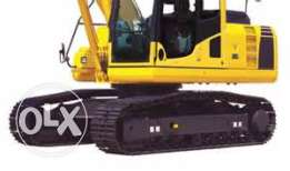 JOHN DEERE Excavator Undercarriage Parts