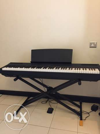 digital piano Yamaha P-115