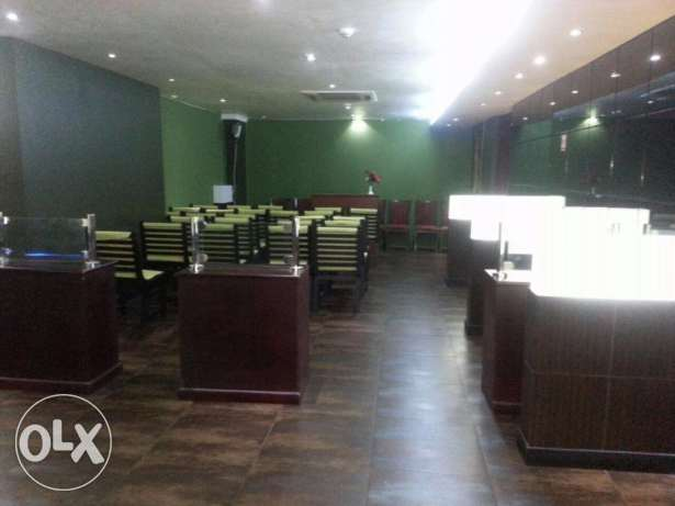 Brand new Fully furnished, Fully equipped Restaurant for Sale in Hoora