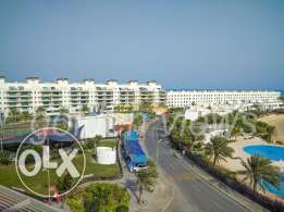 3 Bedroom semi furnished penthouse flat for rent seaview Ref no AM70