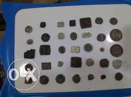 Anciant Silver & Copper coins for sale