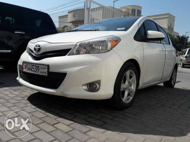 Toyota yaris Hpeck 2014 model for sale