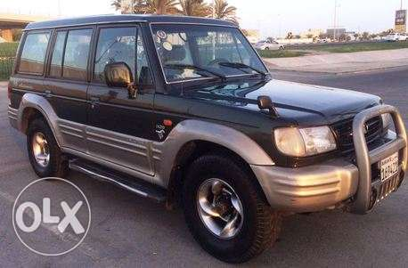 Galloper 4WD for sale Full Automatic المنامة -  2
