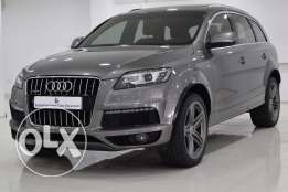 Audi Q7 for sale in Bahrain