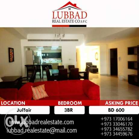 Apartment for Rent -Juffair
