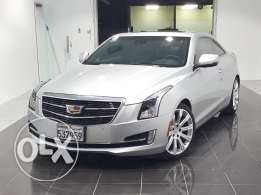 Cadillac ATS 3.6L Coupe Premium 2015 Silver For Sale
