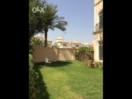 Saar executive four b/r available semi furnished compound villa