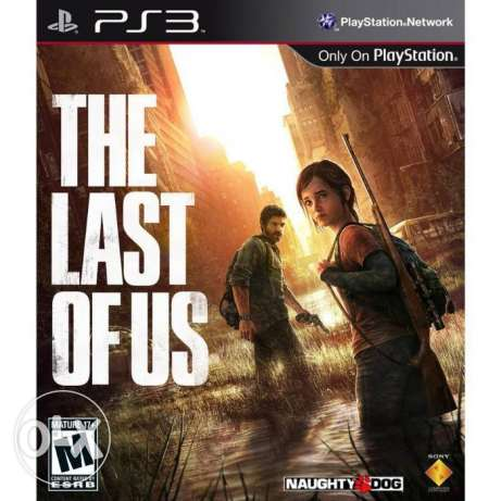 forsale THE LAST OF US ps3 game only for 2BD