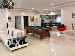 Amazing and luxury villa type apartment in New Hidd