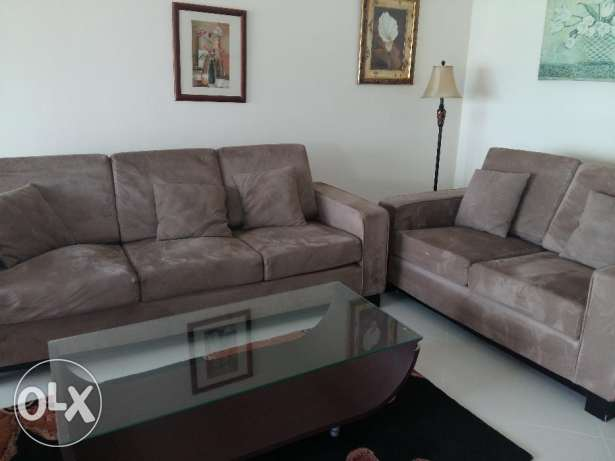 Well Mainteined 2 bedroom furnished Apartment