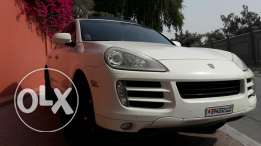 Porsche Cayenne full option 2008