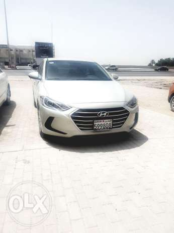 For Sale Hyundai elantra for complete instalment 115 monthly on KFH