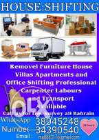 Remove your furniture Office and flat carpenter available