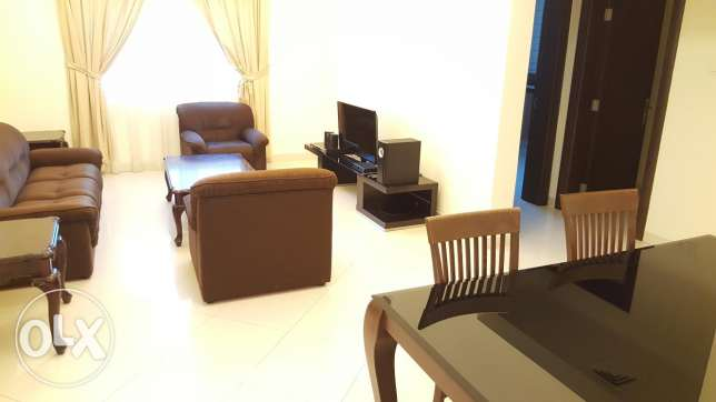 One bedroom flat in Sanabis with facilities السنابس -  2