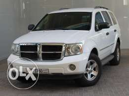 Dodge Durango 5.7L SLT 2009 White For Sale