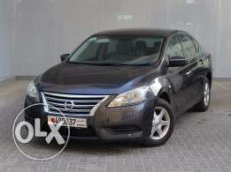 Nissan Sentra SV 1.8 Grey 2013 For Sale