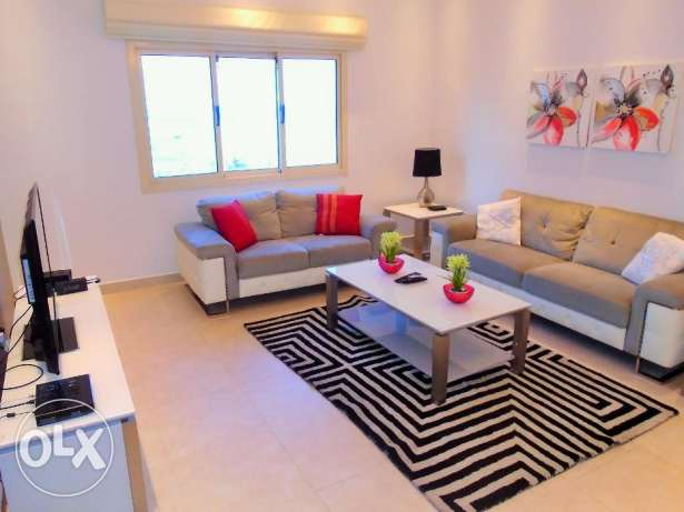 Amazing 2 bedroom fully furnished apartment in Juffair