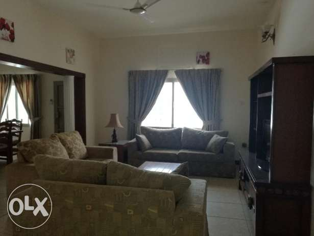 Um al hassam -BHD. 450/- Inclusive 3 Bedroom Fully Furnished Flat Rent