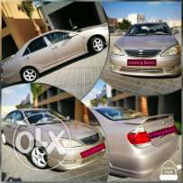 Camry gli 2003 for sale or exchange