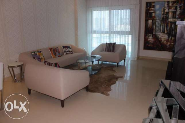 Terrific 2 Bedrooms flat in Seef / Balcony