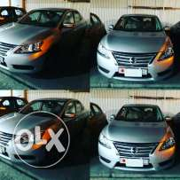 Nissan sentra 2013 model. Good condition and low mileage