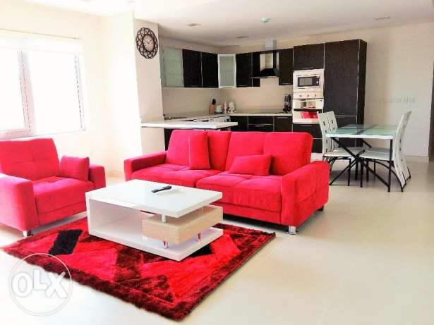Amazing 2 bedroom apartment fully furnished in Umm alhassam
