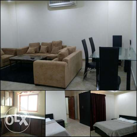 Adliya 2 BHK Available For Rent. furnished. Covered Parking 400 BD