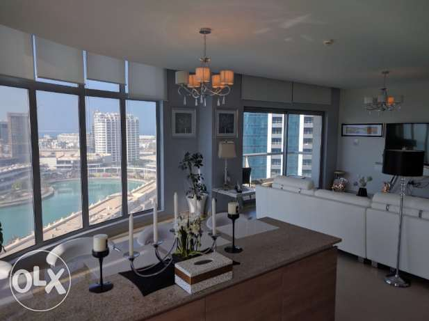 Luxury Apartment For Sale In Amwaj جزر امواج  -  3