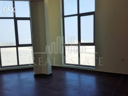 Top of line Sea & City view office in Seef 115m