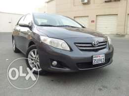 Corolla gli 2010 full option for urgent sale