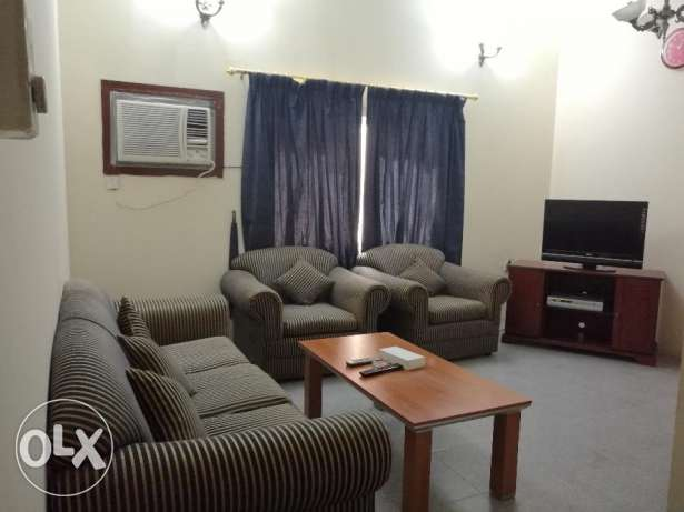 MAHOOZ - 2 Bedroom Fully Furnished Flat for Rent (inclusive)