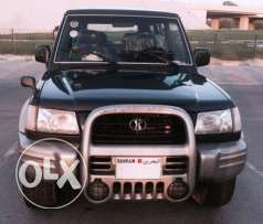 Galloper 4WD for sale Full Automatic