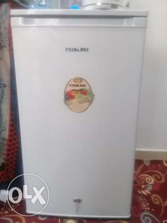 mini fridge good condition almost new urgent sale